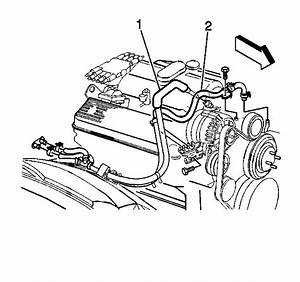 99 Chevy Suburban Heater Hose Diagram
