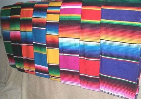 X Large Mexican Serape Blanket Hotrod Seat Cover Ebay
