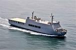 【影片】秘魯「國造」兩棲船塢運輸艦海試成功 年底服役 - Yahoo奇摩新聞
