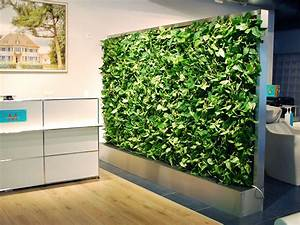 Pflanzen Zur Luftbefeuchtung : mehr privatsph re durch mobile pflanzenw nde von hydroflora hydroflora gmbh ~ Sanjose-hotels-ca.com Haus und Dekorationen