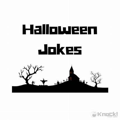 Halloween Knock Jokes Brain Teasers Riddles Trick