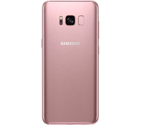buy samsung galaxy s8 64 gb pink gold free delivery