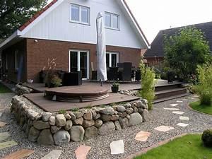 übergang Terrasse Garten : terrassen e m gartenwelten ~ Markanthonyermac.com Haus und Dekorationen