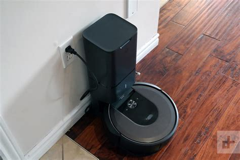 Product Of The Week Roomba I7 With Automatic Dirt Disposal by Irobot Roomba I7 Review Digital Trends