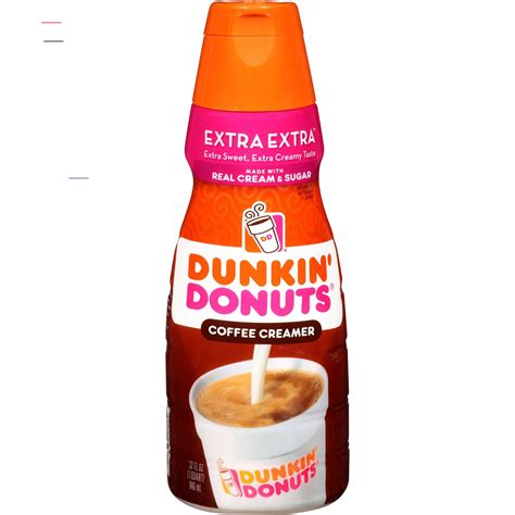 The % daily value (dv) tells you how much a nutrient in a serving of food contributes to a daily diet. #dunkindonutscoffee in 2020