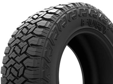 fury country hunter rt tires realtruckcom