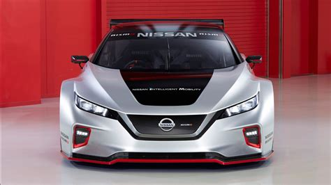 nissan leaf nismo rc  electric race car  wallpapers