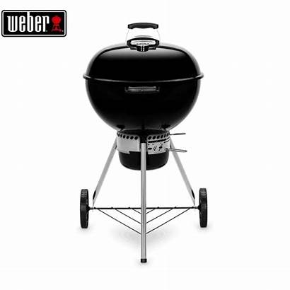 Weber Carbone Barbecue Kettle Nero