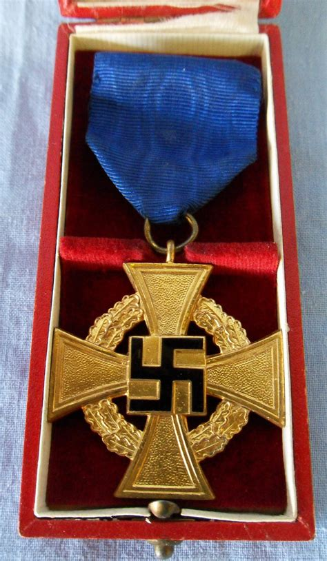 Arts Crafts Lamps by Wwii German 40 Year Service Medal Collectors Weekly