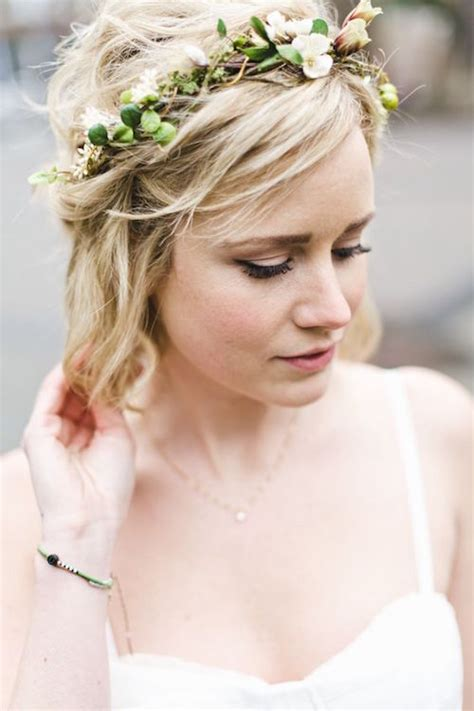 Wedding Hairstyles For Bob Hair by 8 Gorgeous Wedding Hairstyles For Brides With Hair