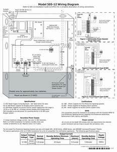 Model 505-12 Wiring Diagram