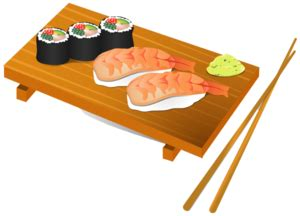 Maguro Sushi PNG, SVG Clip art for Web - Download Clip Art ...