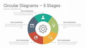 Circular Diagrams Google Slides Template Designs