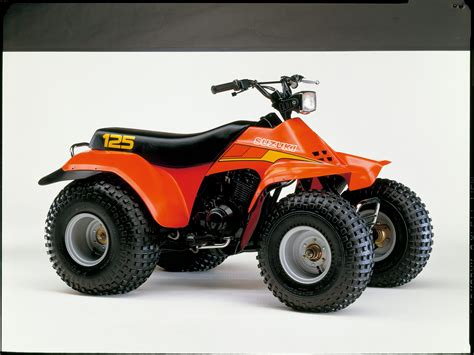 Suzuki Four Wheeler For Sale by A Brief Atv History In The Beginning