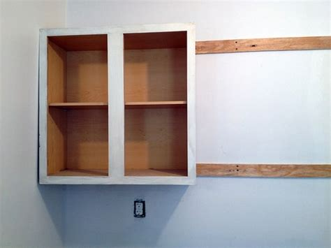 diy wall cabinet how to install kitchen wall cabinets without studs savae org