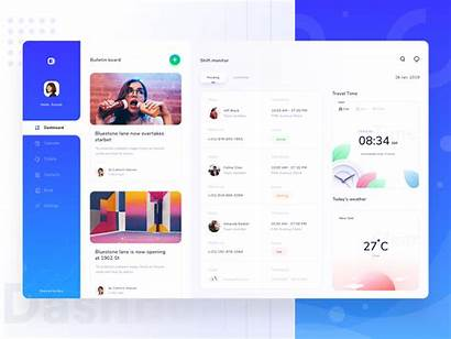 Dashboard Ui Inspiration Website Examples Monitoring Schedule