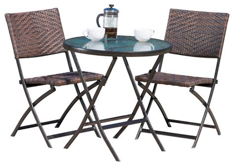 cantinela 3 outdoor folding set contemporary