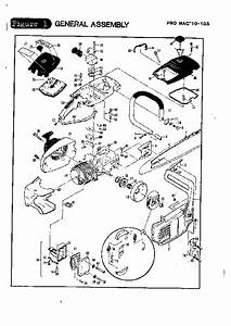 35 Mcculloch 3200 Chainsaw Parts Diagram