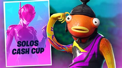 solo cash cup fortnite btw youtube