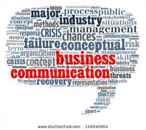 Business Communication Logo