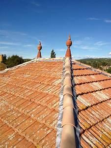 Rénovation de toiture tuiles plates L'isle sur la Sorgue