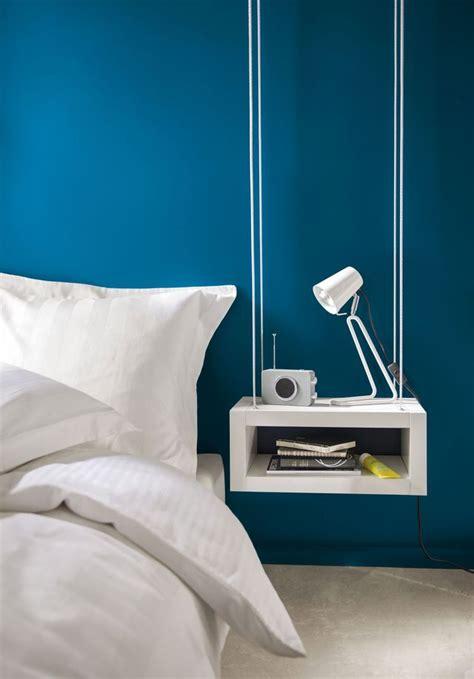 peinture bleu pour chambre bleu 12 couleurs pour repeindre chez soi côté maison