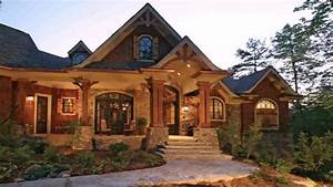 American Country House Style - YouTube