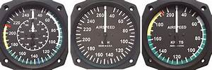 Uma 2 4 Tsod Airspeed Indicators From Aircraft Spruce Europe