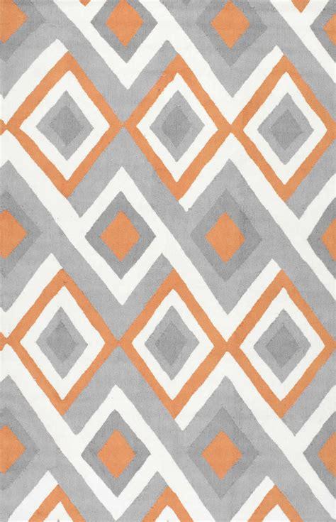 orange area rug 素材地毯大全 新中式地毯素材 地毯上的拼接图案素材 地毯高清图片素材 现代地毯贴图素材素材