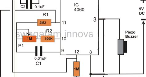 Simple Timer Circuit Using Electronic