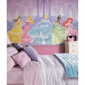 Princess room ideas decobizzcom for Disney princess decorations for bedroom
