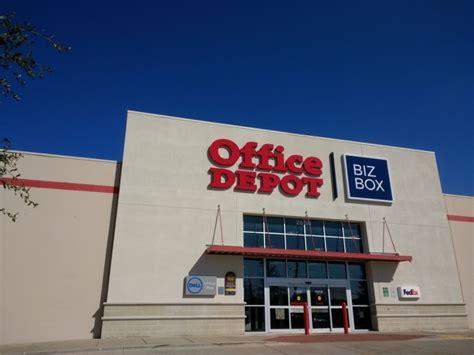 office depot bureau office depot 2784 tx 78757