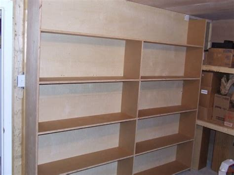 building a bookcase wall 40 easy diy bookshelf plans guide patterns