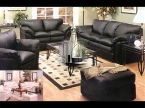 Living Room Black Furniture Decorating Ideas by Black Furniture Design Decorating Ideas For Living Room