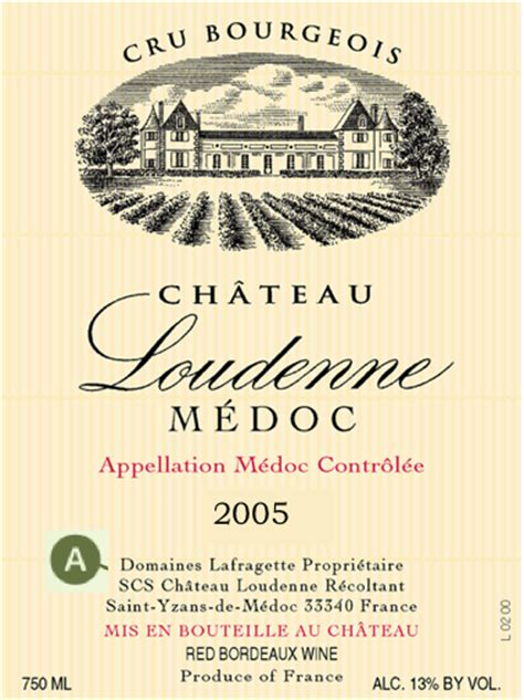 wine label template how to read a bordeaux wine label