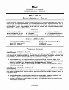 student resume samples resume prime With sample resume for biology major
