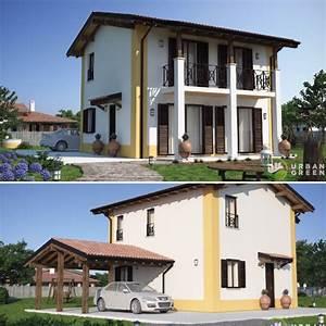 Casa In Legno Bipiano Urb04