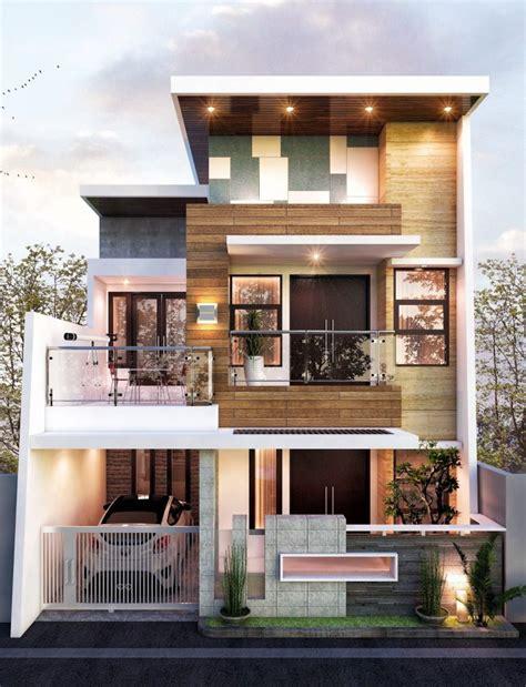 aneka gambar rumah minimalis  lantai trend  contoh