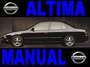 Find Nissan 1999 Altima Service Repair Shop Manual 99