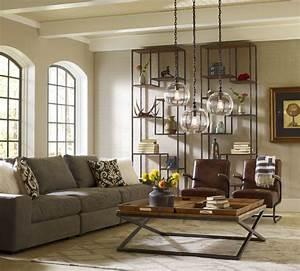 Loft Livingroom Design - Industrial - Living Room - Los