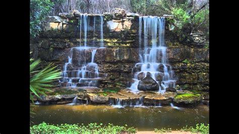 estanques  cascadas en diseno de jardines hd  arte