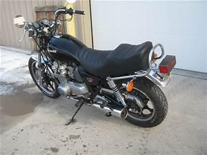 1982 Kawasaki Kz550 Ltd