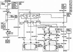 Power Mirror Wiring Diagram Chevrolet