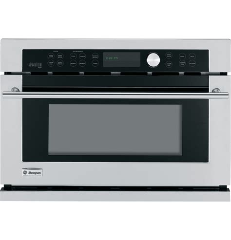 zsckss ge monogram built  oven  advantium speedcook technology   ge