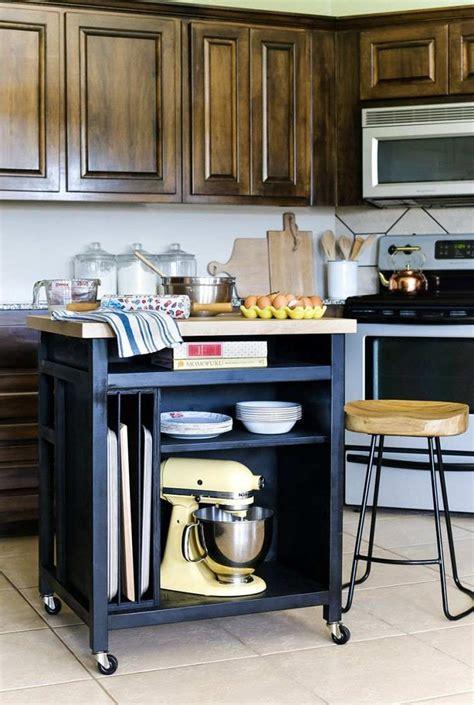meuble ilot cuisine ilot central en palette dootdadoo com idées de