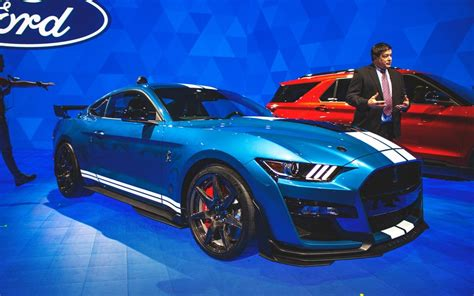shelby gt ford presents   powerful mustang