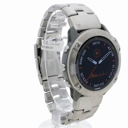 Solar Garmin 6x Fenix Pro Edition Watches