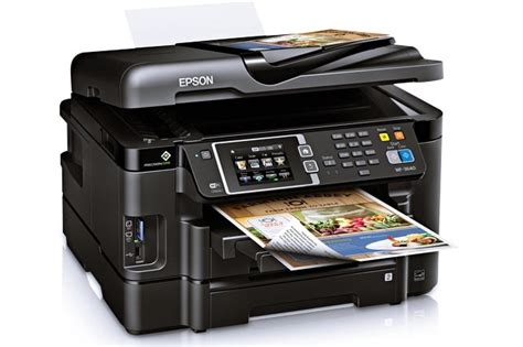 epson workforce wf  software drivers firmware