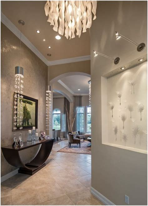 wall niches pendants and on