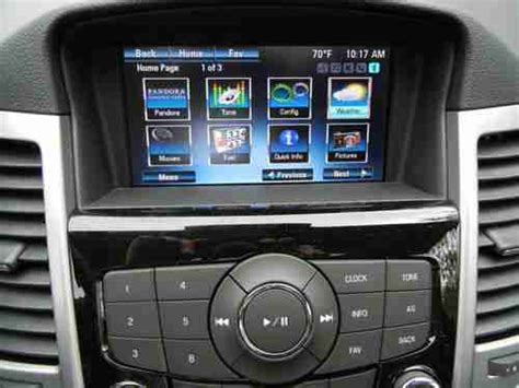 find   chevrolet cruze  lt  heated leather